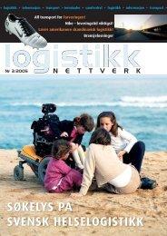 2005-3 Logistikk Nettverk - Schenker