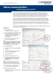 Art 1097 Manual e-Bokning Nov 06.indd - Schenker