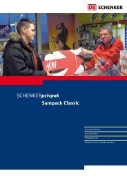 SCHENKERprivpak Sampack Classic
