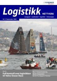 2006-3 Logistikk Nettverk - Schenker
