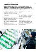 SCHENKERcoldsped Transport, lagring och förädling av kylt och ... - Page 6