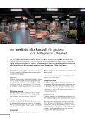 i pallöverföringssystemet (PÖS) - Schenker - Page 2