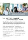 Broschyr Web-TA - Schenker - Page 2