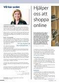 Camilla hjälper dig med online-shopping - Schenker Privpak - Page 2