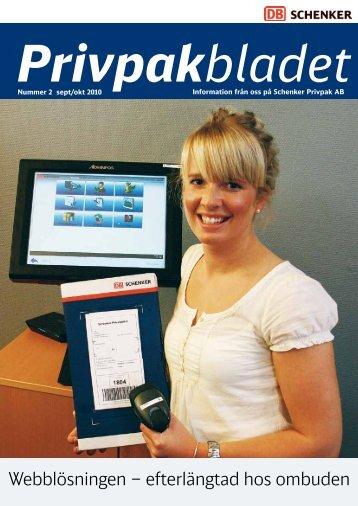 PDF Ladda ner - Schenker Privpak