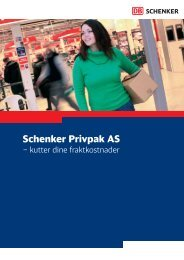 Schenker Privpak AS