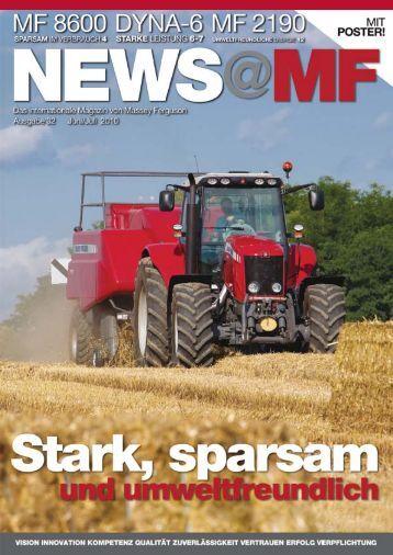 News@MF Ausgabe 32 (PDF 1,6 MB) - Landtechnik Scherndl-Figl