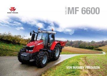MF 6600 Prospekt