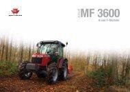 MF 3600 - Massey Ferguson