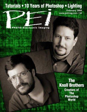 Tutorials • 10 Years of Photoshop • Lighting - Jeff Schewe