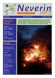 Ausgabe 1/2013 - Schibri-Verlag