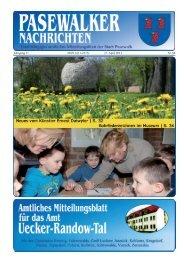 Jahrgang 11 ISSN 1611-227X 27. April 2013 Nr. 04 - Schibri-Verlag