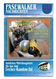 Jahrgang 8 ISSN 1611-227X 22. Mai 2010 Nr. 05 - Schibri-Verlag