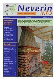 Ausgabe 8/2012 - Schibri-Verlag