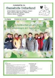 Mai - Schibri-Verlag