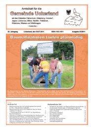 Inhalt Nichtamtlicher Teil - Schibri-Verlag