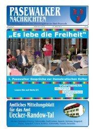 Amtliches Mitteilungsblatt - Schibri-Verlag