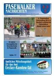 Jahrgang 11 ISSN 1611-227X 29. Juni 2013 Nr. 06 - Schibri-Verlag