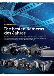Die besten Kameras des Jahres - Fachverlag Schiele & Schön