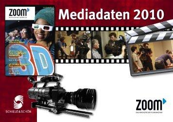 Mediadaten 2010 - Fachverlag Schiele & Schön