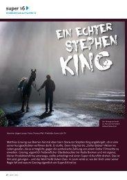 Horrorfilm auf Super 16 - Fachverlag Schiele & Schön