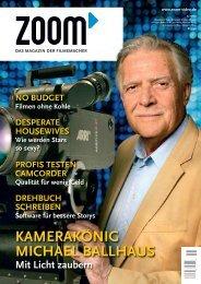 KAMERAKÖNIG MICHAEL BALLHAUS - Fachverlag Schiele & Schön
