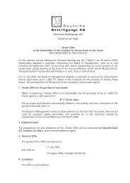 Here - Deutsche Beteiligungs AG