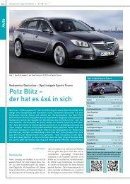 Potz Blitz – der hat es 4x4 in sich - Fachverlag Schiele & Schön