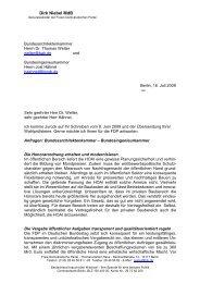09-04-03-2009 WebInfo WahlprAÌŠfsteine_FDP - Fachverlag ...