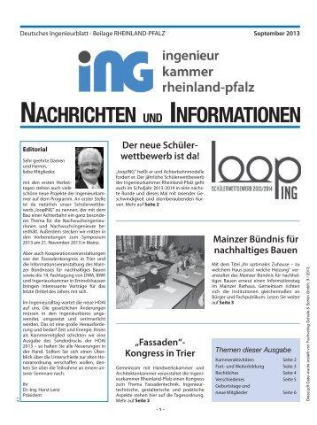 nachrichten und informationen - Fachverlag Schiele & Schön