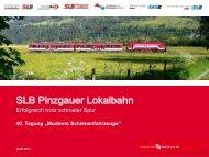 SLB Pinzgauer Lokalbahn