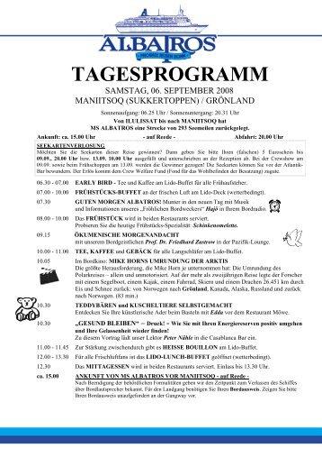 mybet tagesprogramm
