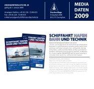 SUT_Mediadaten09_mai.. - Schiffahrt und Technik