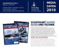 SUT_Mediadaten2010_m.. - Schiffahrt und Technik