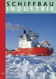 Auch in arktischem Gewässer auf Kurs – Schiffbau ... - Schiff & Hafen