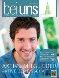 Ausgabe 03/2013 - Allgemeine Deutsche Schiffszimmerer ...