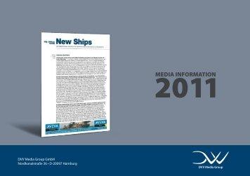 MEDIA INFORMATION - Schiff & Hafen