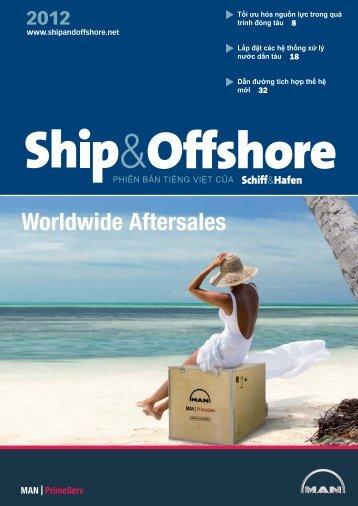 Worldwide AHtersales - Schiff & Hafen
