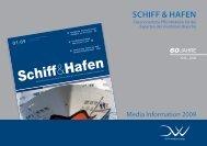 Termin- und Themenplan 2009 - Schiff & Hafen