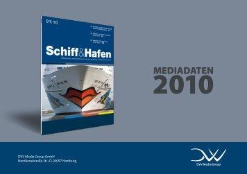 MEDIADATEN - Schiff & Hafen