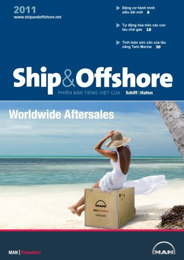 Worldwide Aftersales - Schiff & Hafen
