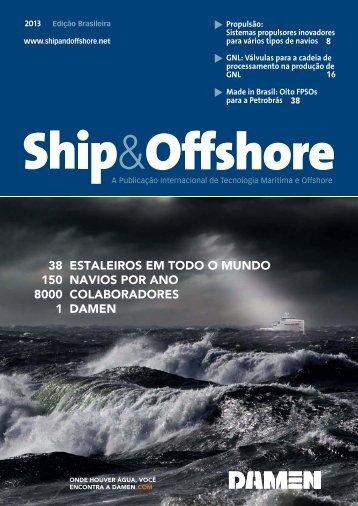 estaleiros em todo o mundo navios por ano colaboradores damen ...