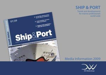 SHIP & PORT - Schiff & Hafen