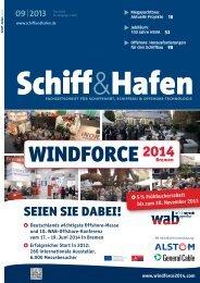 SEIEN SIE DABEI! - Schiff & Hafen