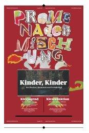 Kinder, Kinder - Schillerpromenade