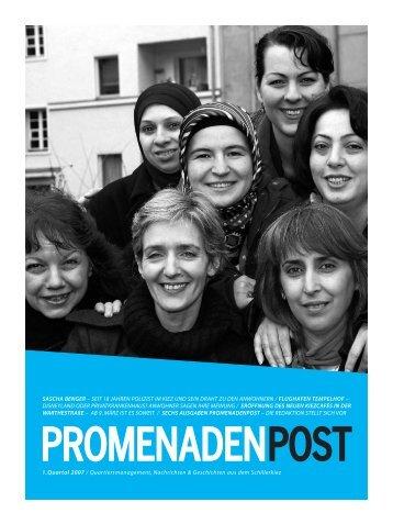 1.Quartal 2007 / Quartiersmanagement, Nachrichten & Geschichten ...