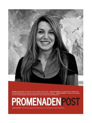 3.Quartal 2007 / Quartiersmanagement, Nachrichten & Geschichten ...