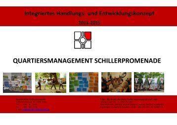 QUARTIERSMANAGEMENT SCHILLERPROMENADE