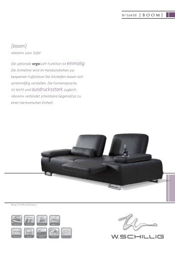 w schillig ergoline plus 36001. Black Bedroom Furniture Sets. Home Design Ideas