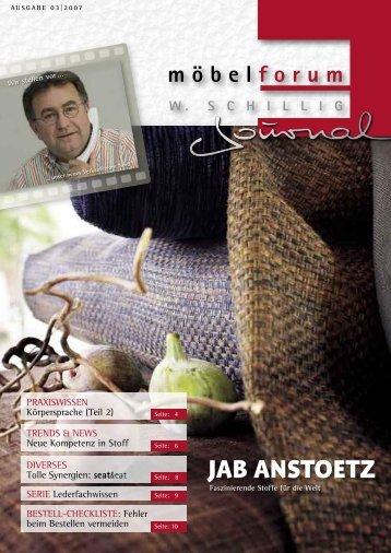 JAB ANSTOETZ - W.SCHILLIG